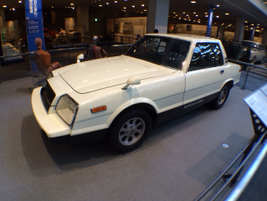 An example of Toyota's commitment to research. The ESV (Experimental Safety Vehicle) from 1973.