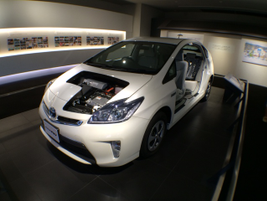 The Prius PHEV shows how far the Toyota brand has evolved, though echoing the forward-thinking...