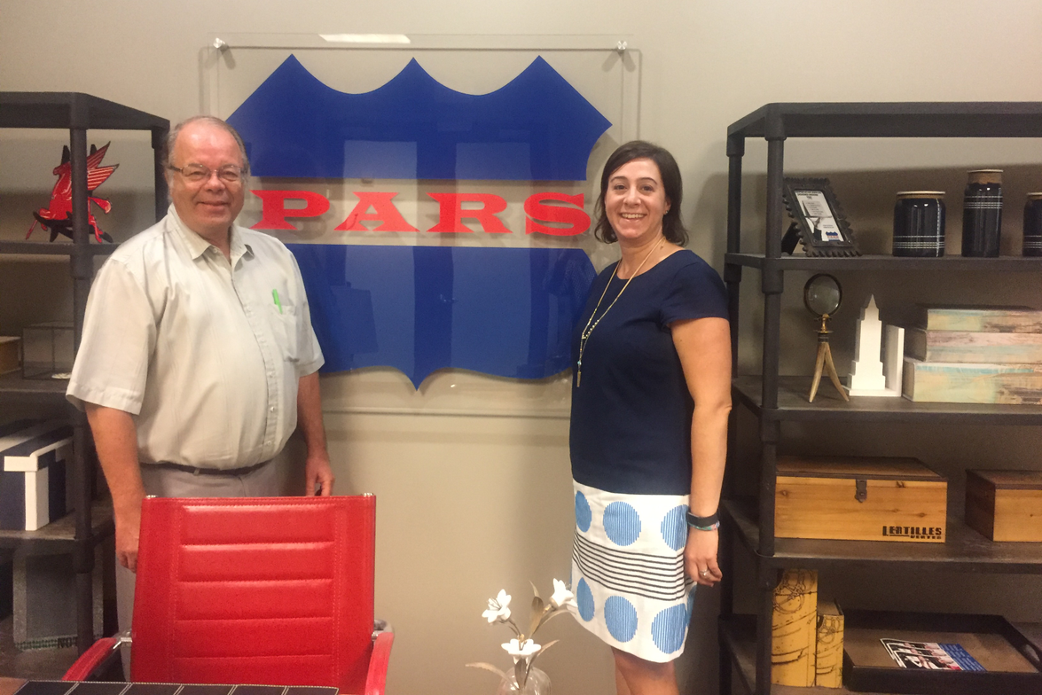 Lori Rasmussen, president/CEO of PARS (Professional Automotive Relocation Services), hosts...