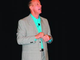 Former Buffalo Bills quarterback and cancer survivor Jim Kelly discussed how he has remained...
