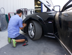 If it's determined that a vehicle has damage and the seller is willing to have the repairs done,...