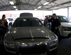 Vehicles of all types ar esubject to a rigorous inspection by trained technicians.