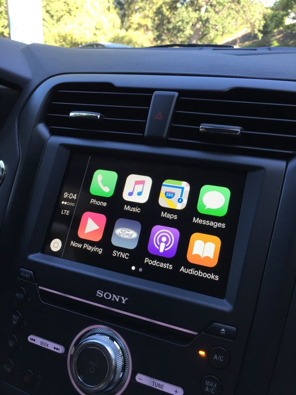 The 2017 Fusion is available with either Android Auto or Apple CarPlay, which brings familiar...