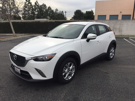 Mazda is entering the subcompact SUV market with its 2016 CX-3.