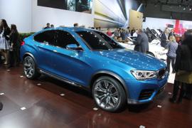 L.A. Auto Show 2013: SUVs