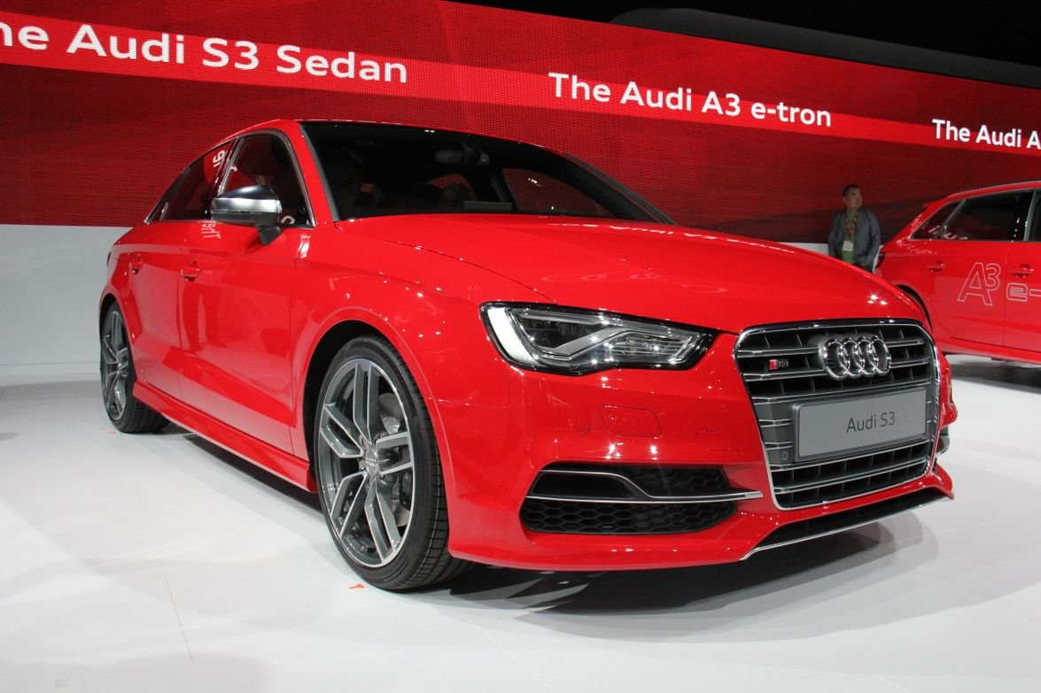 The 2015 Audi A3 sedan will be on sale in spring 2014 with a base MSRP of $29,900.