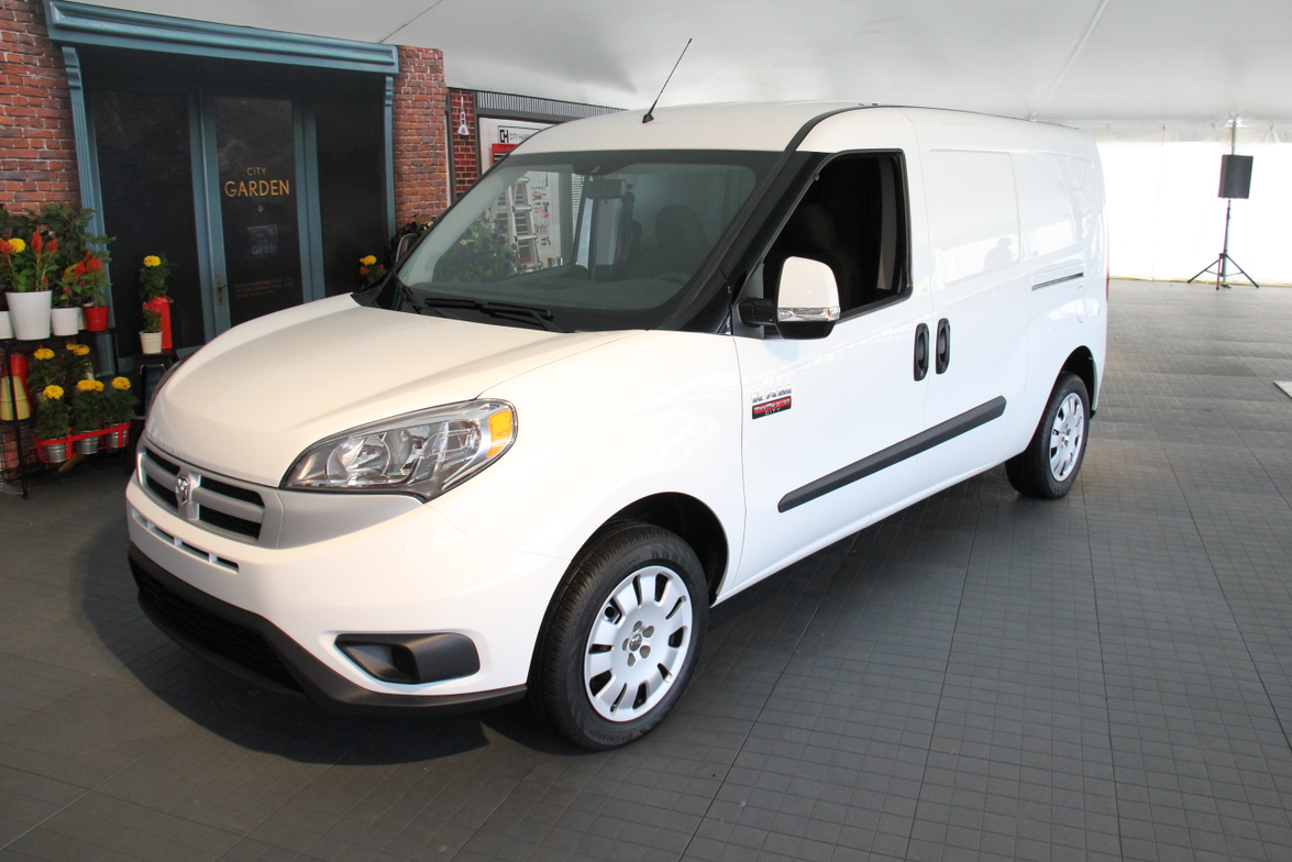 The Ram ProMaster City will be targeted to small business owners, and gives Chrysler a Class 2...