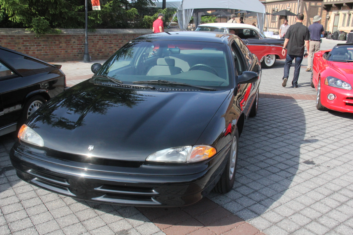The 1993 Dodge Intrepid was a steady fleet vehicle at the time. Fleets added 9,522, which was 14...