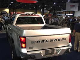 The truck is available in all-wheel drive.