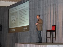 Thomas Meuser, general manager of fleet sales, spoke about Volkswagen's broader strategic plan.
