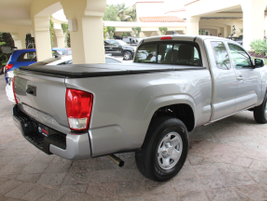 Tacoma 4x4 Access Cab shown with bed cover