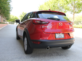 Mazda is offering three trim levels, including the Sport, Touring, and Grand Touring.