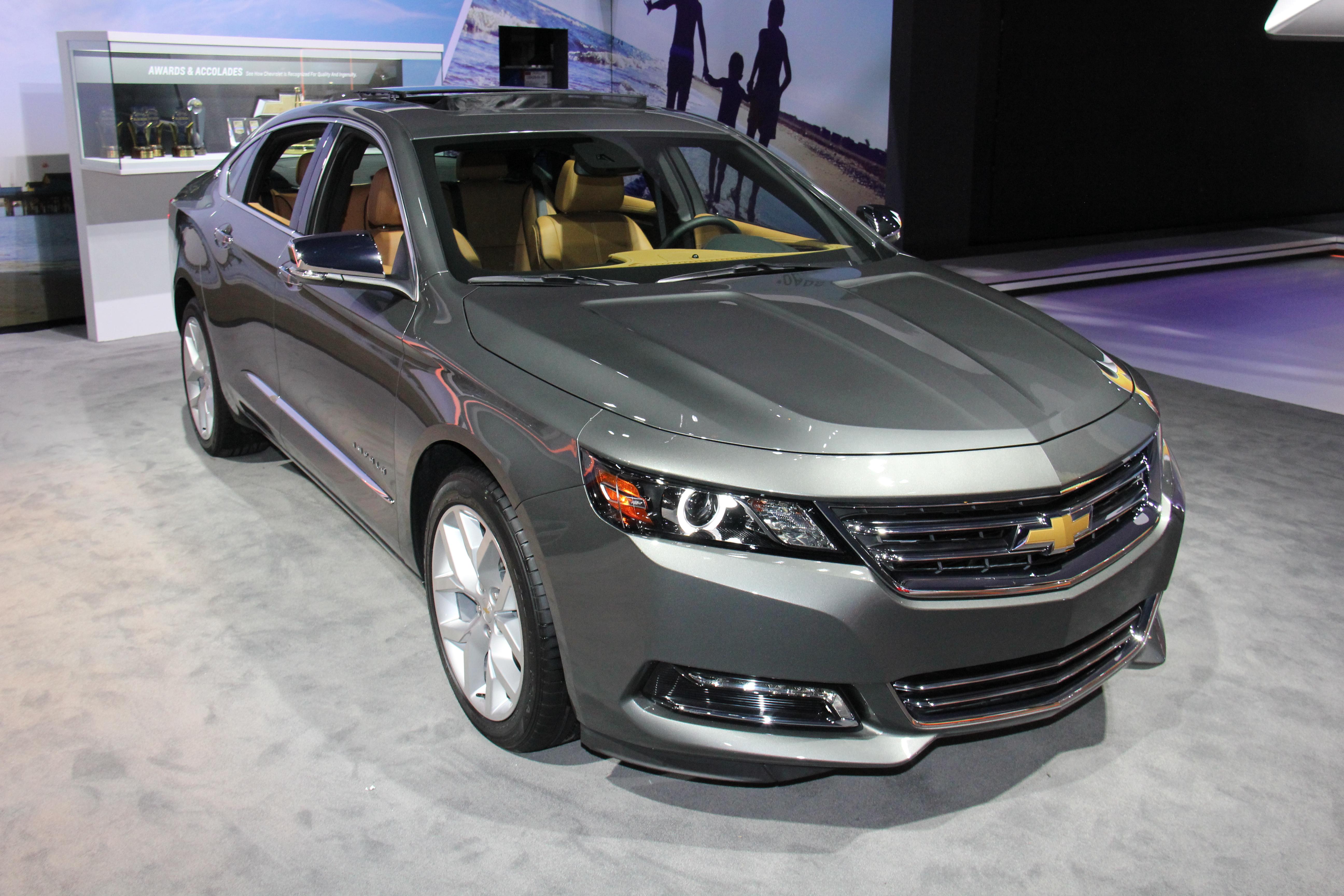 2015 L.A. Auto Show: Cars