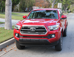 The V-6 is paired with a 6-speed automatic transmission or optional manual.