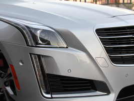 Nearly 200 LED lights illiminate the road from each side of the front end, and optional HID...