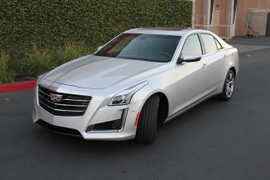 Cadillac's CTS V-Sport