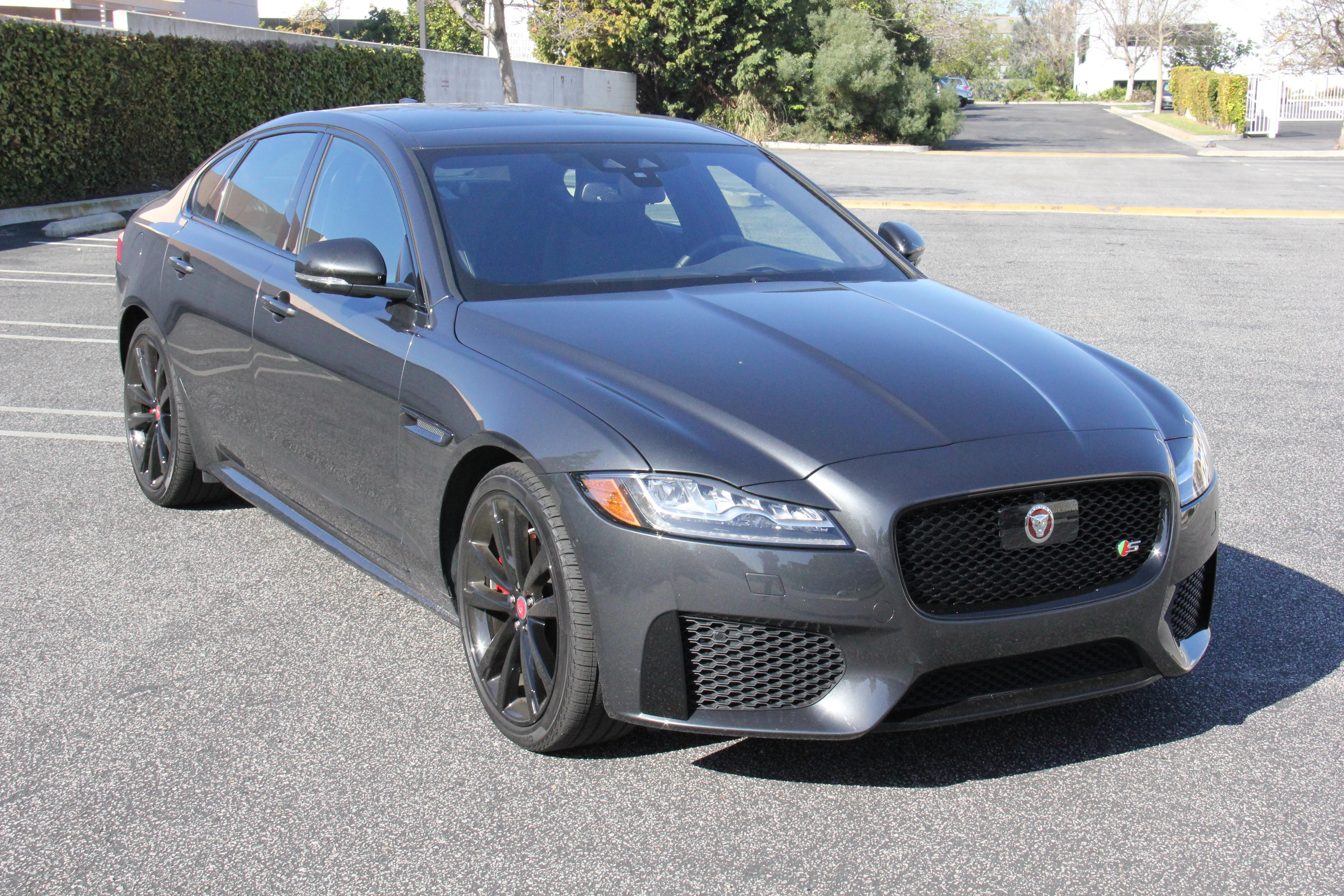 Jaguar's 2016 XF S