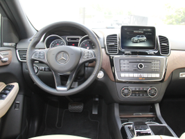The GLE300d provides 29 mpg on the highway and 24 mpg in the city.