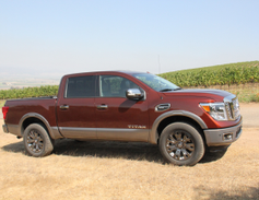Nissan is offering a 5-year or 100,000-mile warranty on its Titan trucks.
