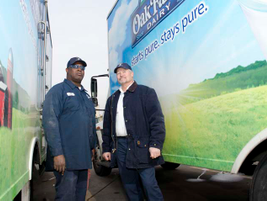 The Dean Foods fleet operates 12,100 vehicles. Of these, approximately 6,000 are refrigerated...