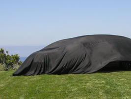 The 2010 Suzuki Kizashi was revealed at Trump National Golf Course along the pacific coast in...