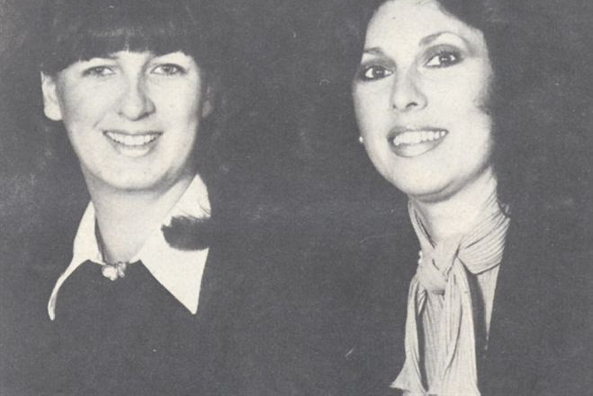 In 1981 a group of women, led by Kay Edelson (left) and Carol Sommer (right), in the automotive...