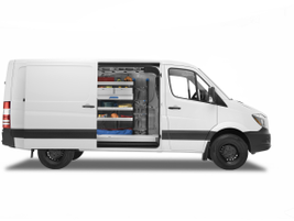 "Mercedes-Benz offers the full-size Sprinter van for 2018 in five models, including the ""Worker,""..."