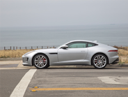 The 2015 F-Type R comes with standard rear-wheel drive. The 2016 model will have standard...