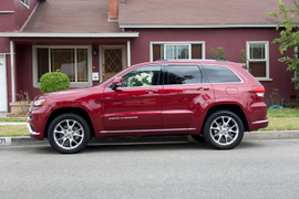 Jeep's 2015 Grand Cherokee EcoDiesel