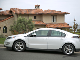 The Volt's exterior style has always been polarizing; it will see a more sporty look for the...