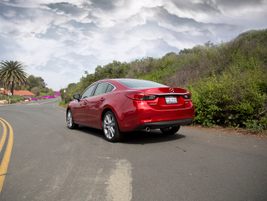 This model's color is Soul Red. Titanium Mica has been added for 2016.