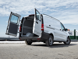 The van will retail for $29,945 and up.