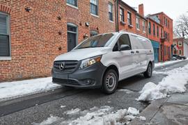 Mercedes-Benz 2016 Metris Van