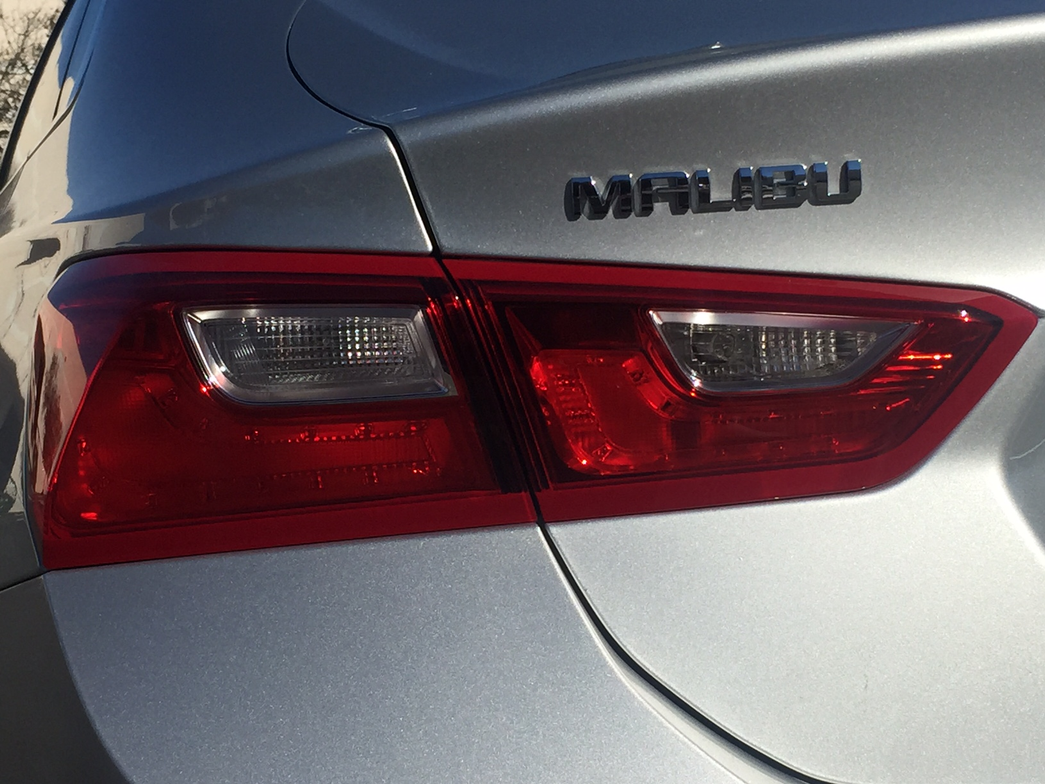 Styling upgrades include sleeker tail lights.