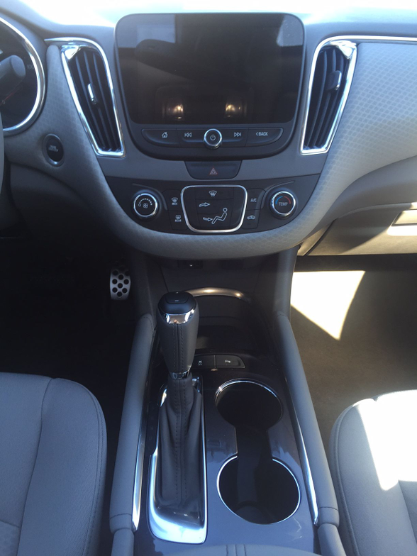 The instrument panel center stack is all-new with greater delineation between the infotainment...