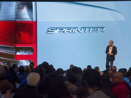 The event set up six labs including Sprinter Versatility, eSprinter, Sprinter Digitalization and...