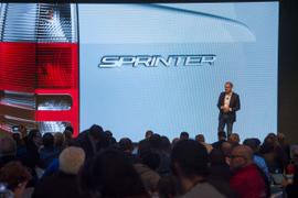 Mercedes-Benz Sprinter Innovation Labs