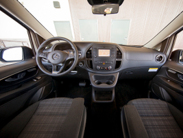 The Metris includes several interior refinements