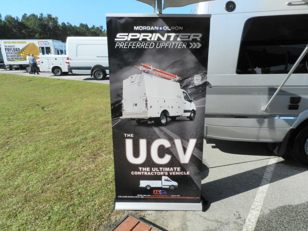 Walk-in van manufacturer Morgan Olson, one of over 80 Sprinter-preferred upfitters, operates a...