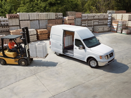The Nissan NV Cargo Van is offered in three models, two roof heights, and three trim levels for...