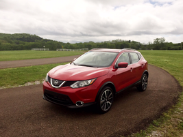 Even though the Rogue Sport resembles its larger sister, it's shares a modest number of...