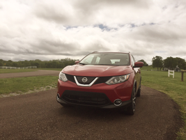 The Rogue Sport provides a lower stance than the Rogue and drives more like a car.