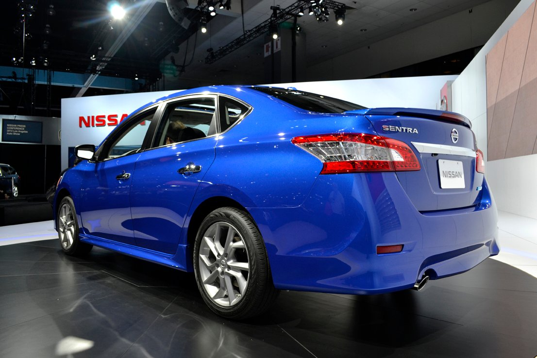 The 2013-MY Sentra features a 1.8L engine and next-generation Xtronic CVT tp get 40 highway mpg,...