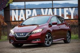 Nissan's 2018 Leaf