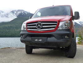The premium for the 4x4 version is $6,400. A low-range gear option is available for $400 more.