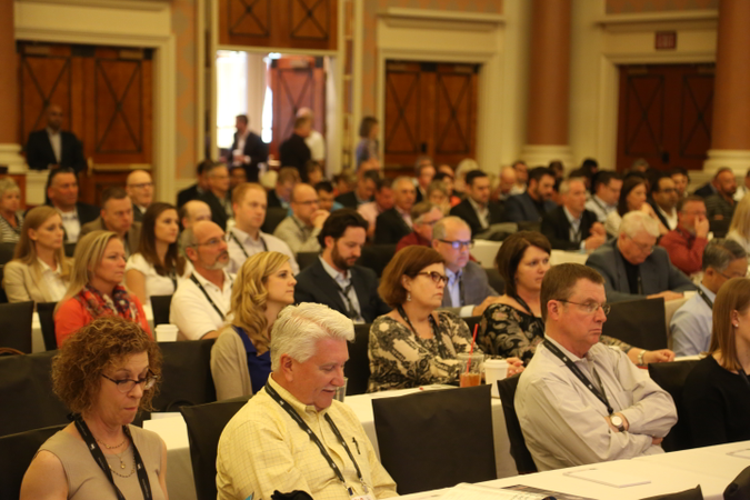 More than 600 remarketing professionals attended the 2016 Conference of Automotive Remarketing...
