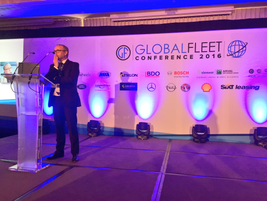 Ivor Johnson, global fleet procurement for Pfizer, presented a case study of the company's...