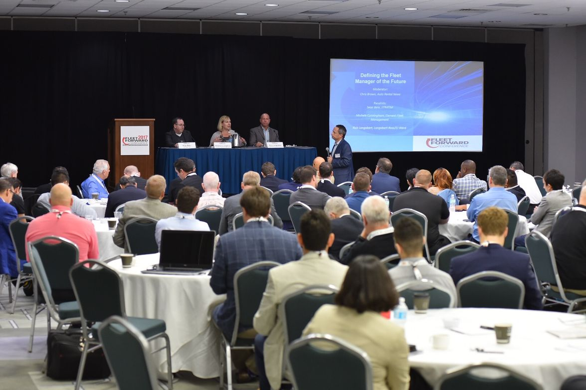 """The seminar """"Defining the Fleet Manager of the Future"""" discussed the new service offerings that..."""