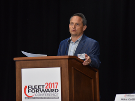 Chris Brown, fleet editor at Bobit Business Media and conference founder and chair, kicked off...