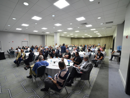 More than 150 participants gathered for the inaugural Fleet Forward Conference.
